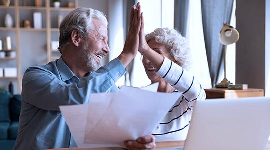 משכנתא הפוכה -תהליך קבלת הלוואה קצר ופשוט